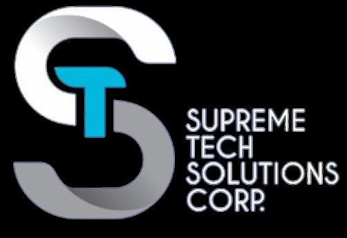 Supreme Tech Solutions Logo